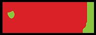 Logo lub napisy na jabłkach doskonałym prezentem - super gadget. Jabłko z napisami z nadrukiem logo Warszawa. Grawerowanie laserem owoców.